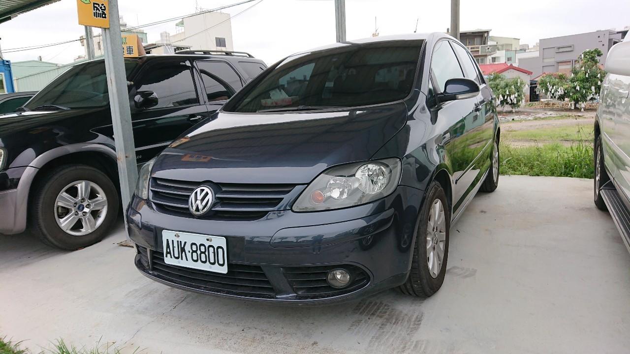 2005 Volkswagen 福斯 Golf plus