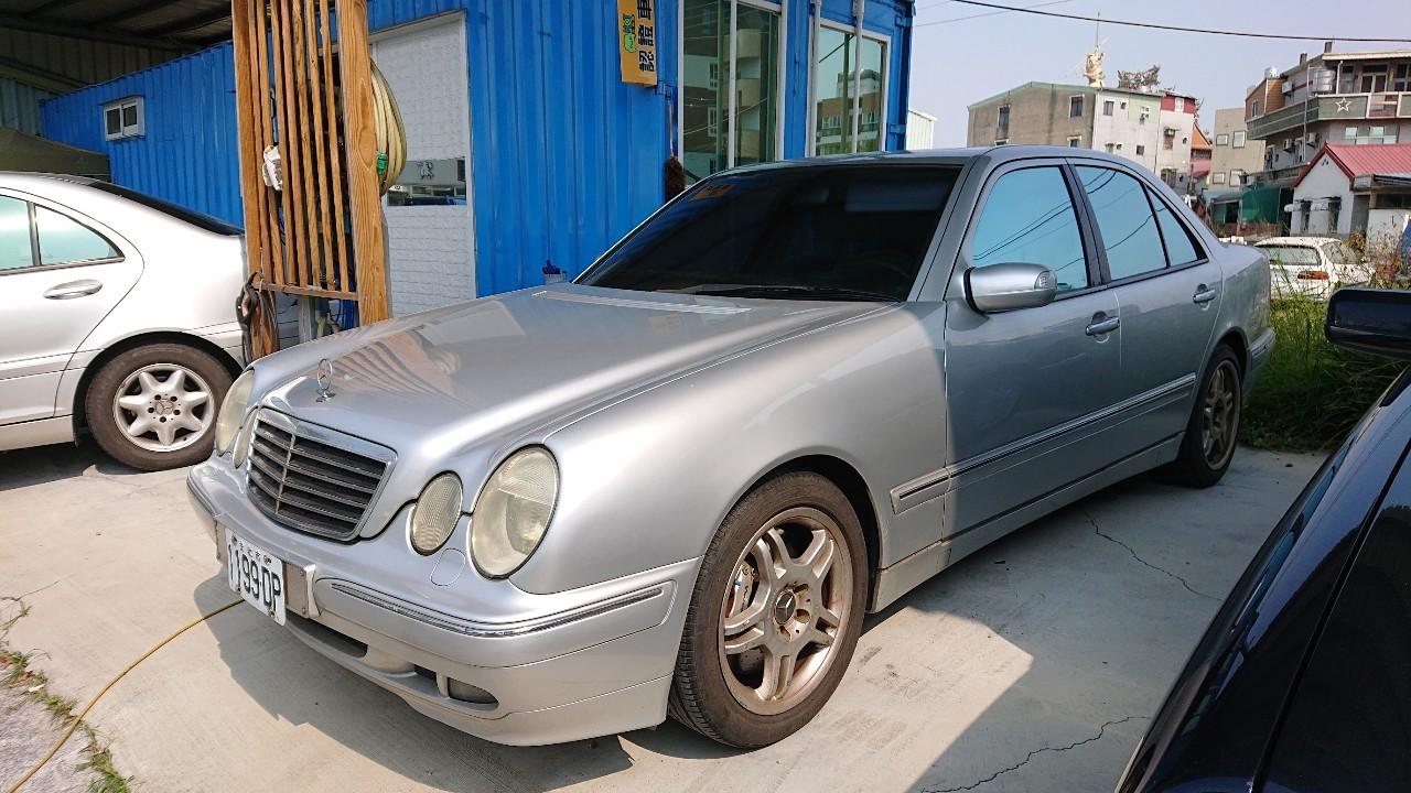 2000 M-Benz 賓士 E-Class