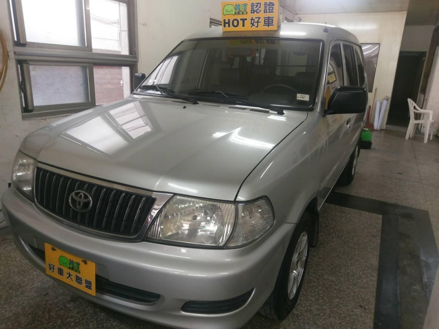 2004 Toyota 豐田 商用車