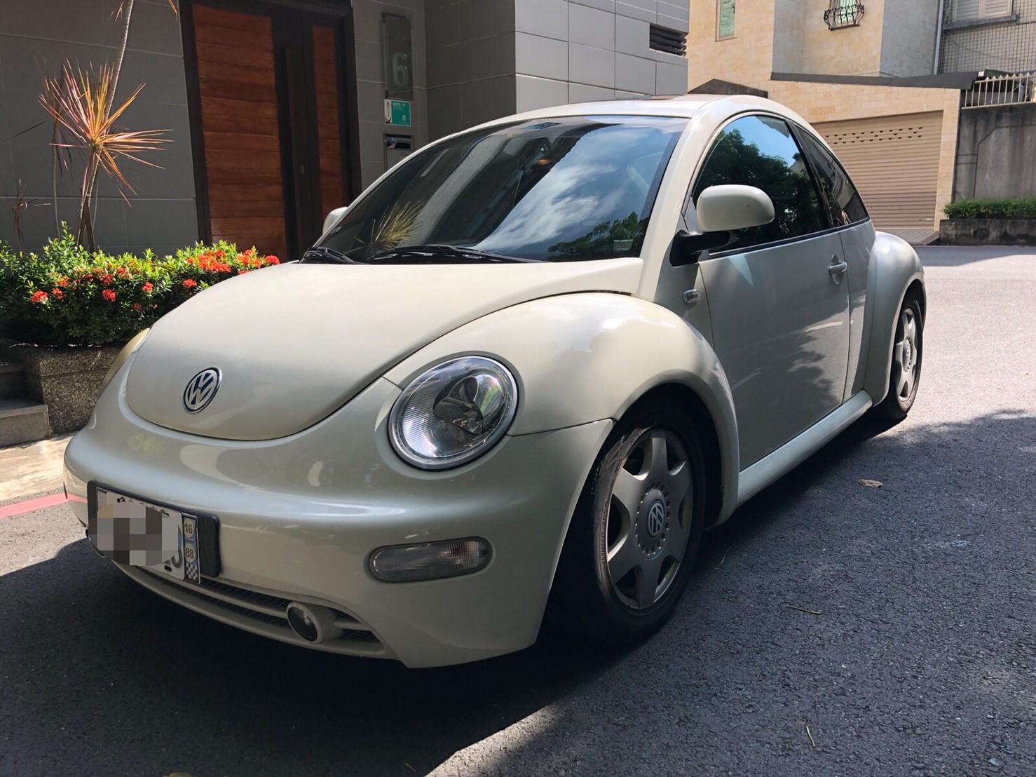 2000 Volkswagen 福斯 Beetle