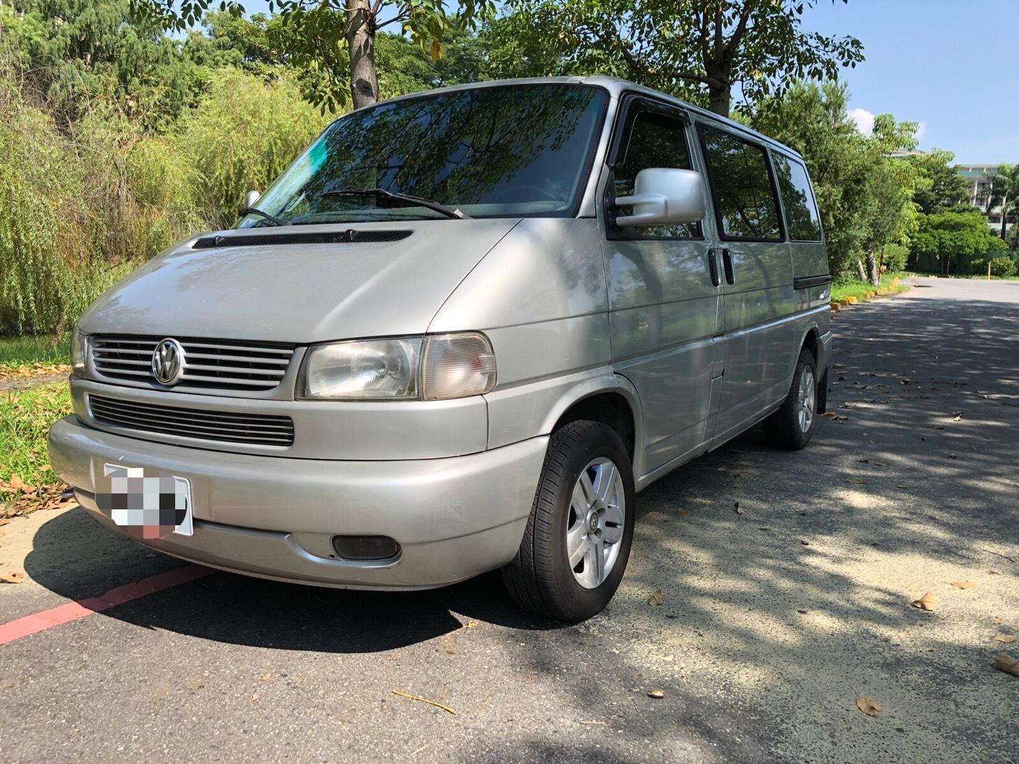 2004 Volkswagen 福斯 商用車