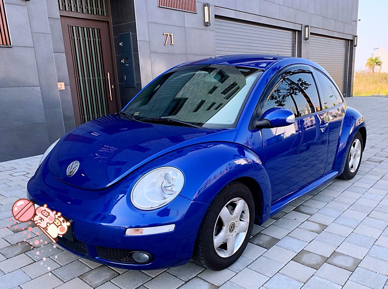 2006 Volkswagen 福斯 Beetle