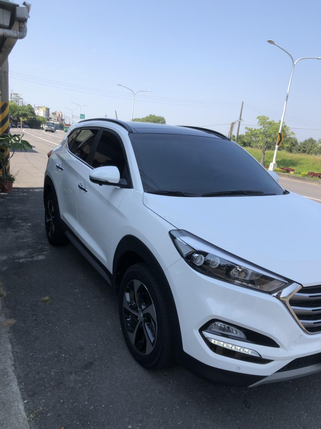 2019 Hyundai 現代 Tucson