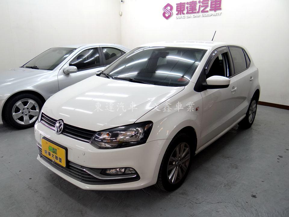 2015 Volkswagen 福斯 Polo
