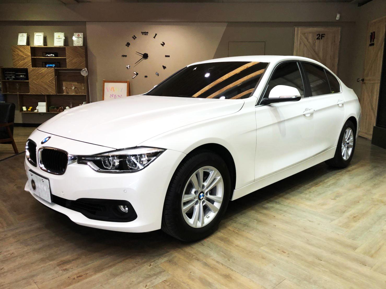 2017 Bmw 3-series sedan