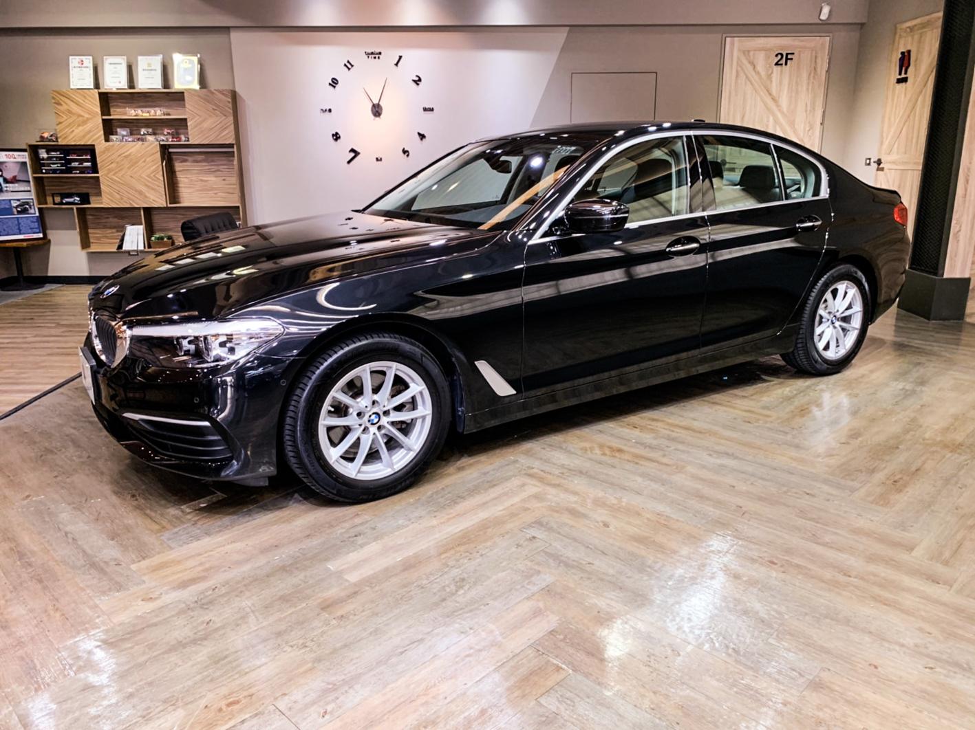 2018 BMW 寶馬 5-series sedan