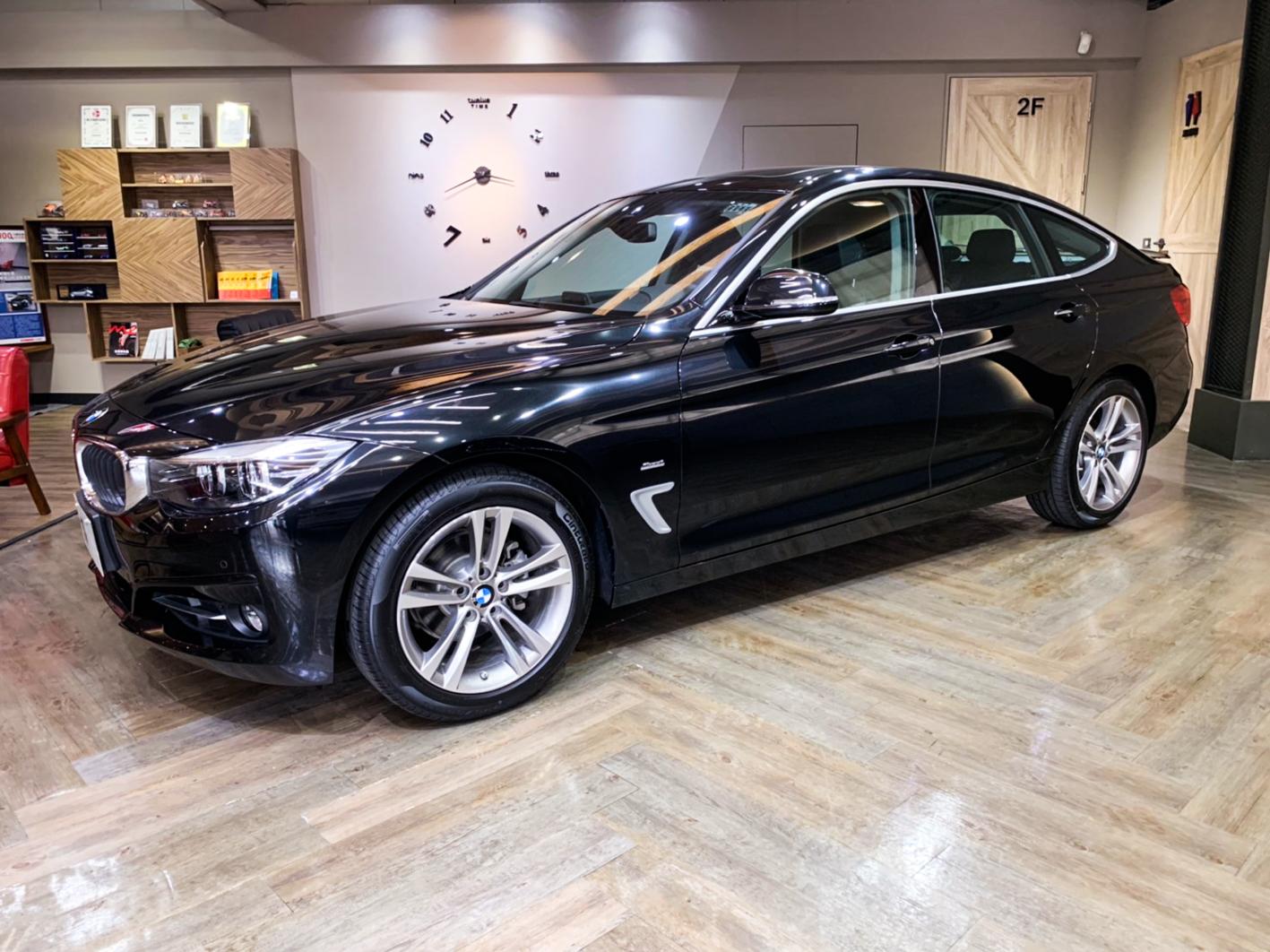 2018 BMW 寶馬 3-series sedan