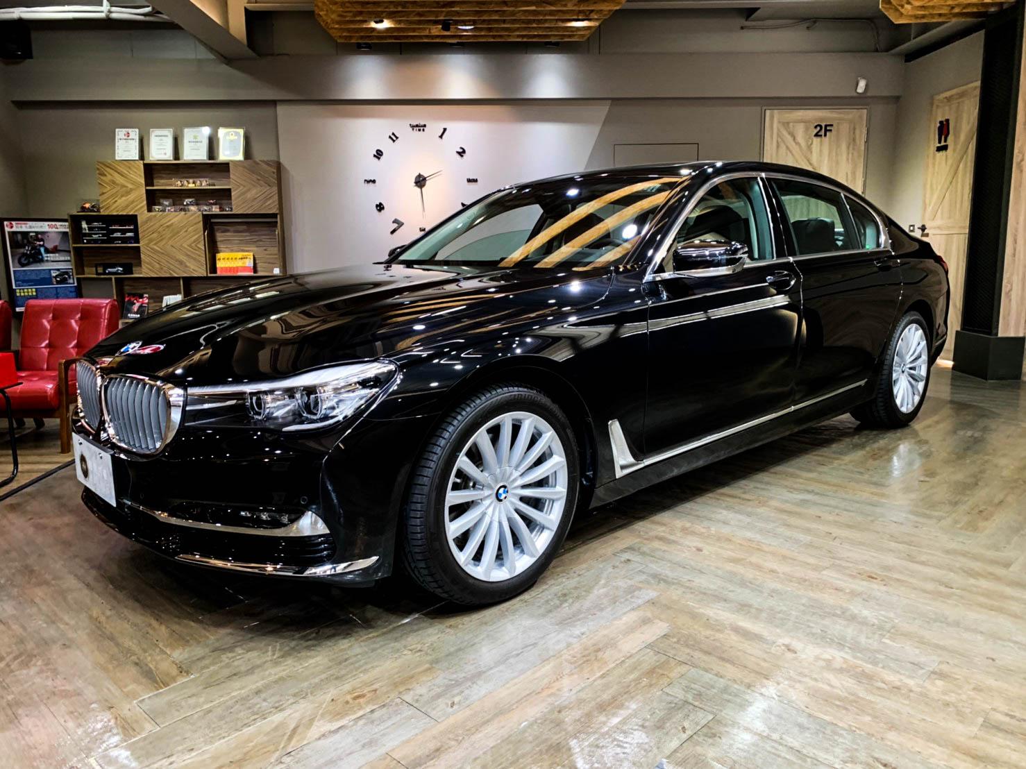 2018 BMW 寶馬 7-series