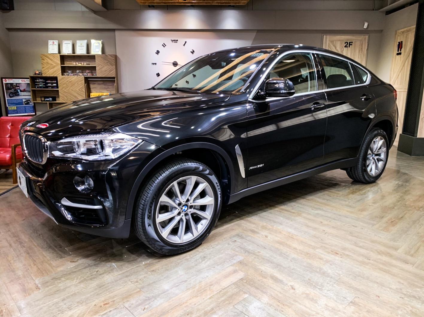 2017 BMW 寶馬 X6