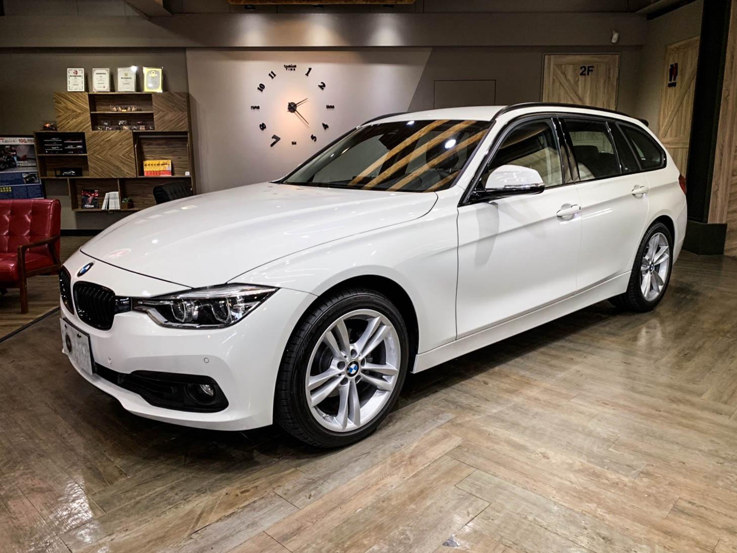 2018 BMW 寶馬 3 series touring