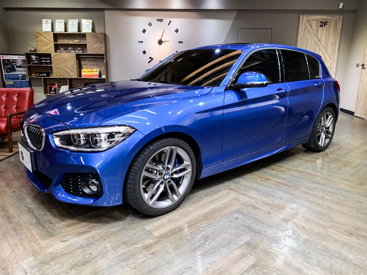 2019 BMW 寶馬 1 series