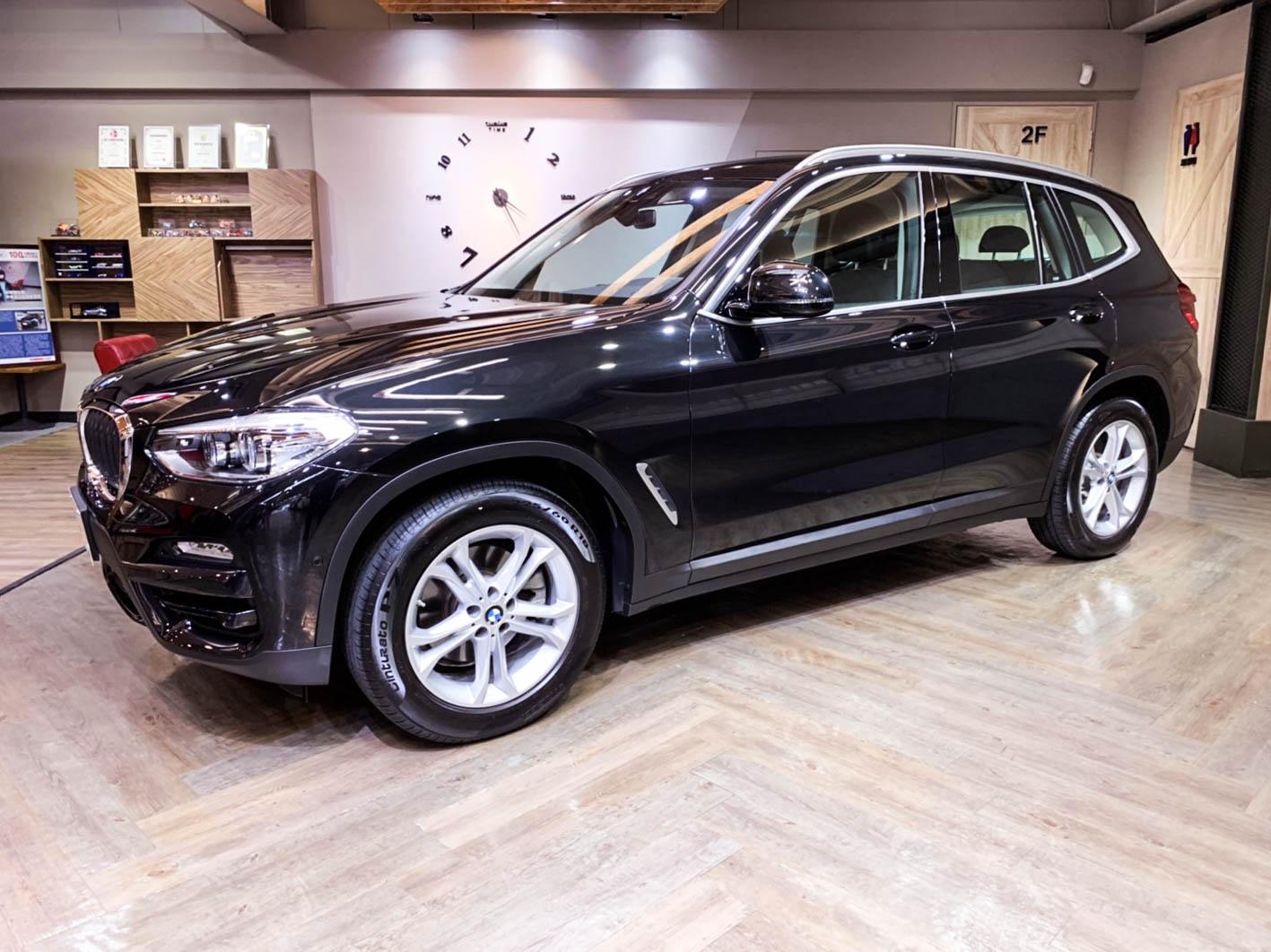 2019 BMW 寶馬 X3