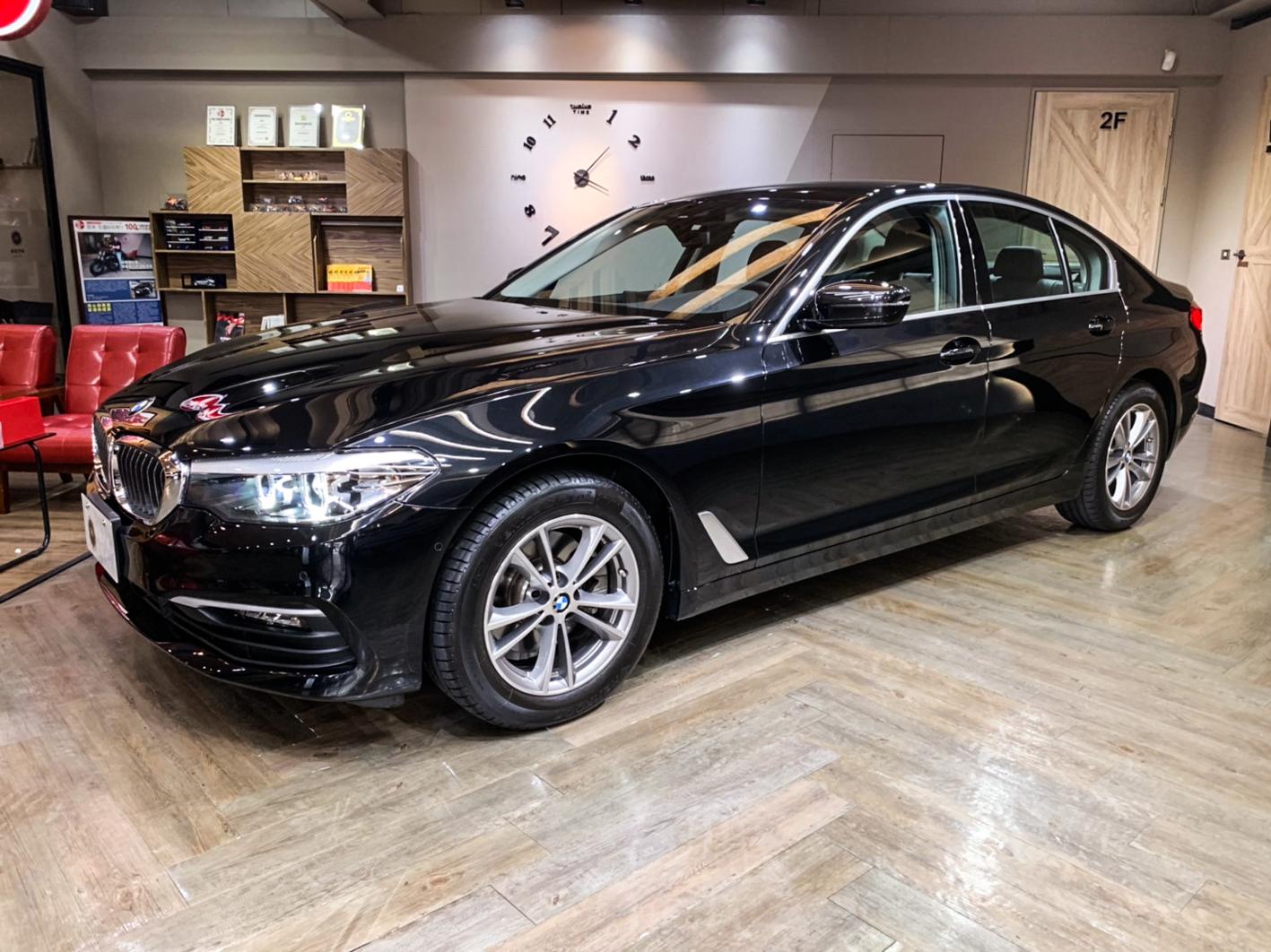 2019 BMW 寶馬 5 Series