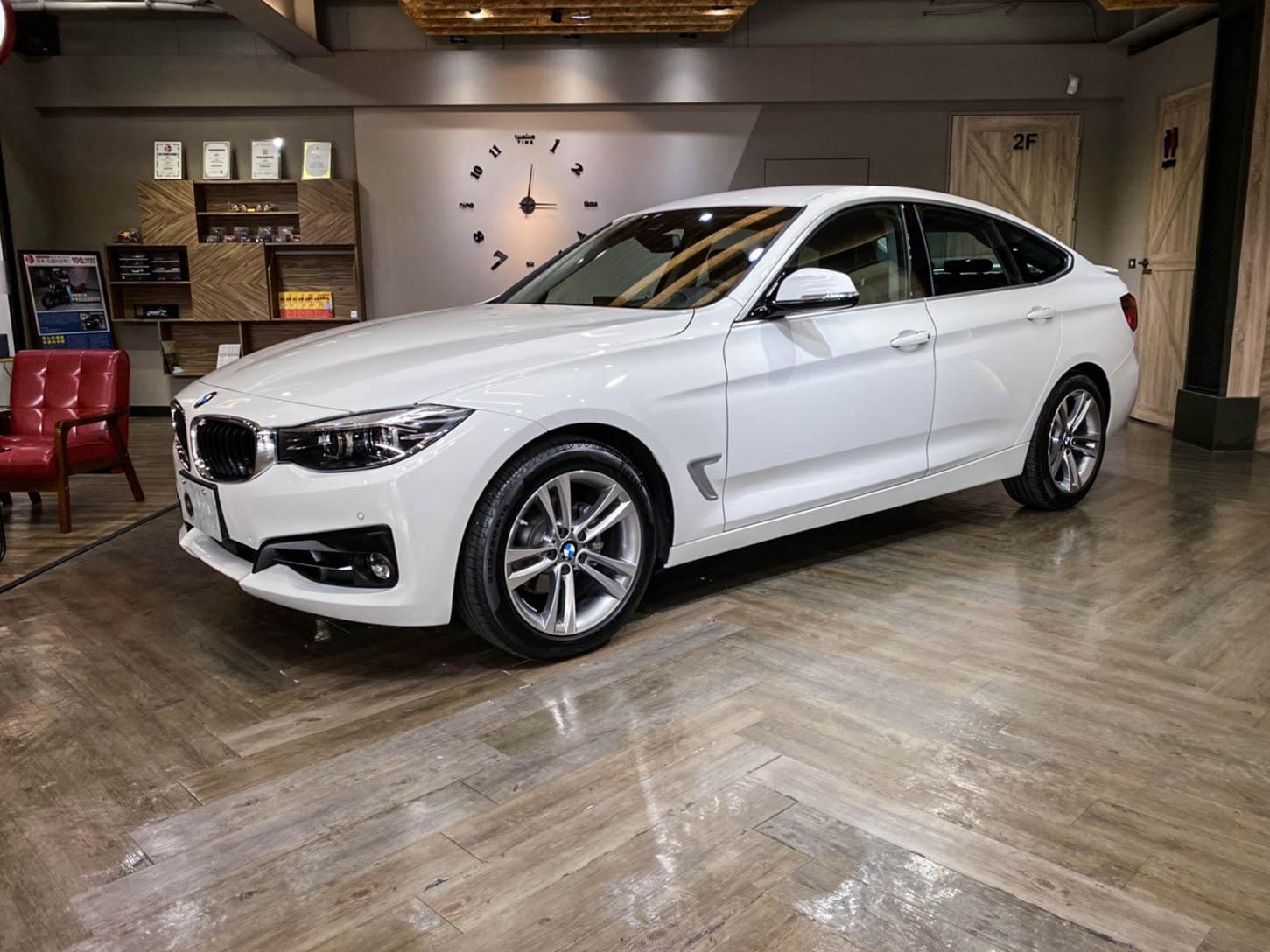2019 BMW 寶馬 3-Series Sedan