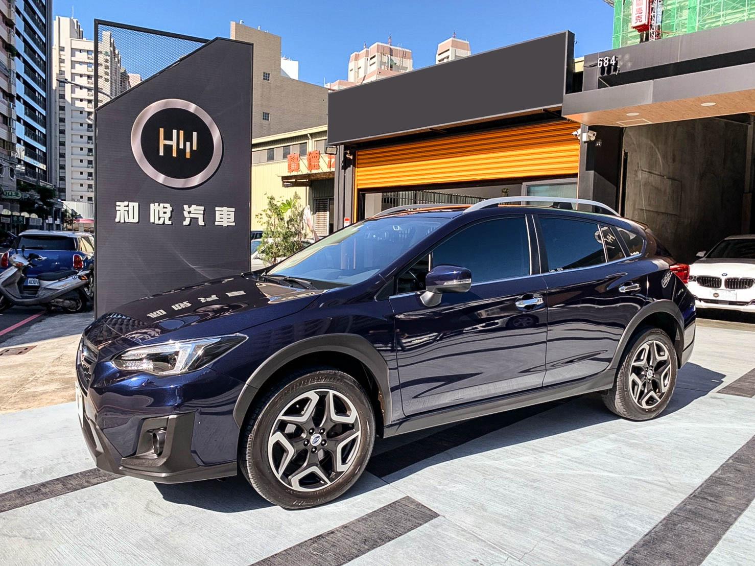 2018 Subaru 速霸陸 XV