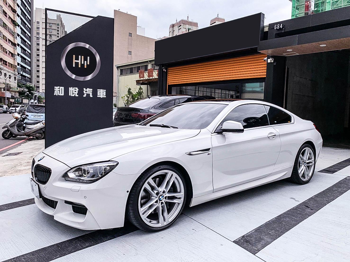 2012 BMW 寶馬 6-series coupe