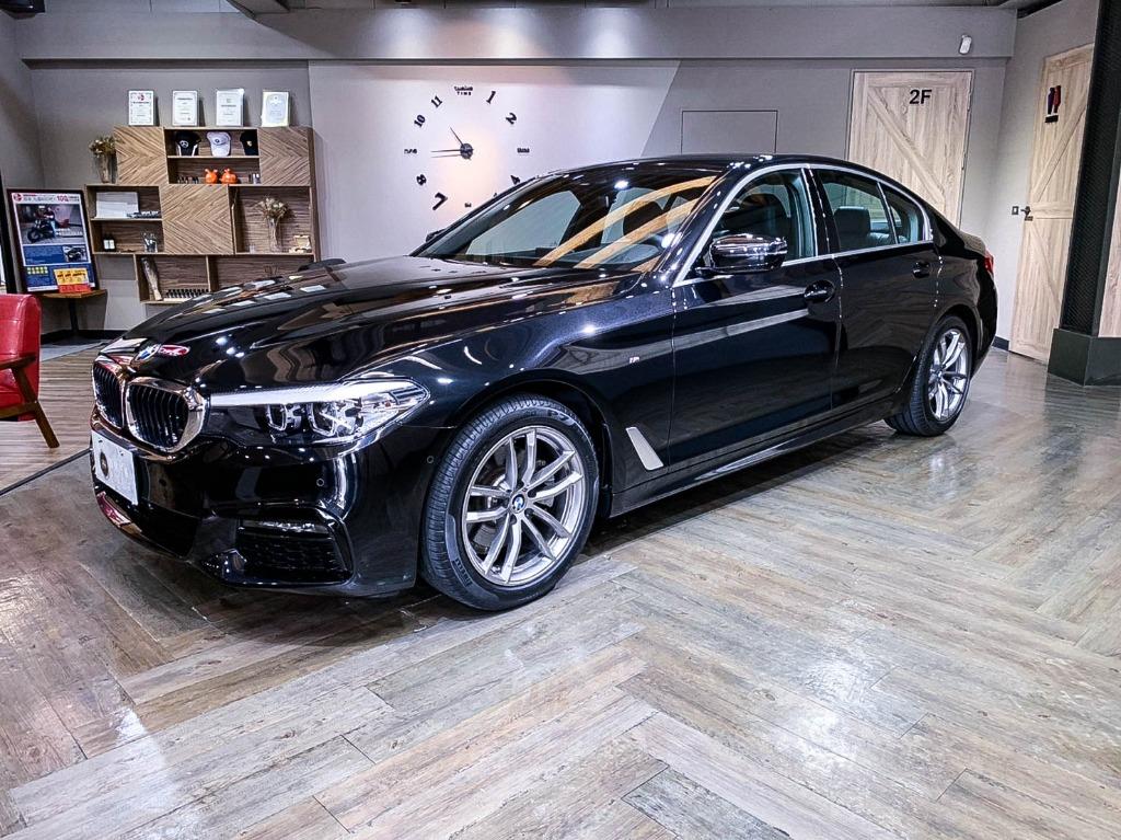 2019 BMW 寶馬 5-series sedan