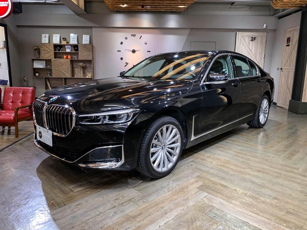 2019 BMW 寶馬 7-series