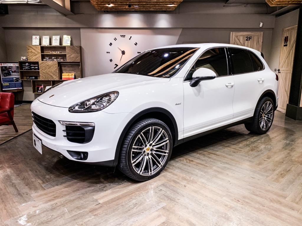 2016 Porsche 保時捷 Cayenne