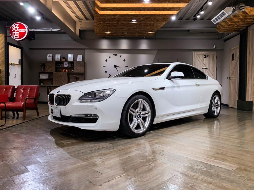 2014 BMW 寶馬 6-series coupe