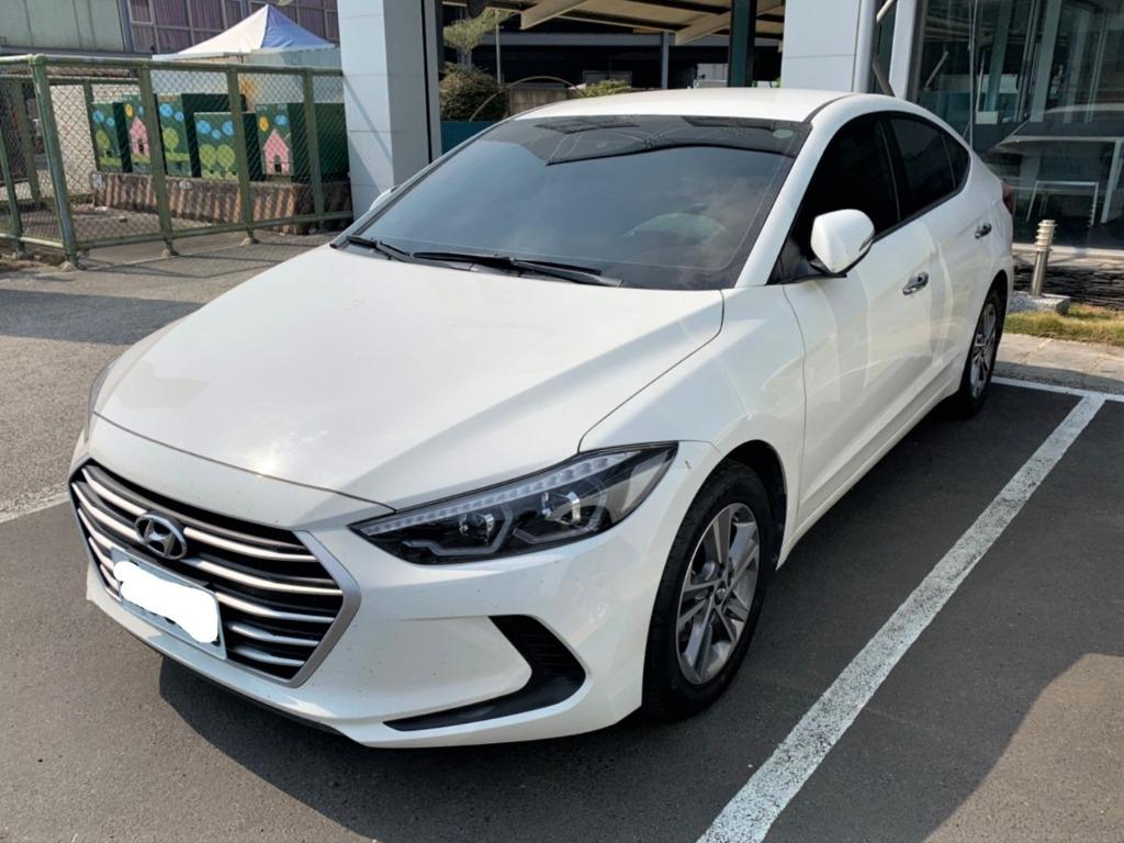 2017 Hyundai 現代 Elantra