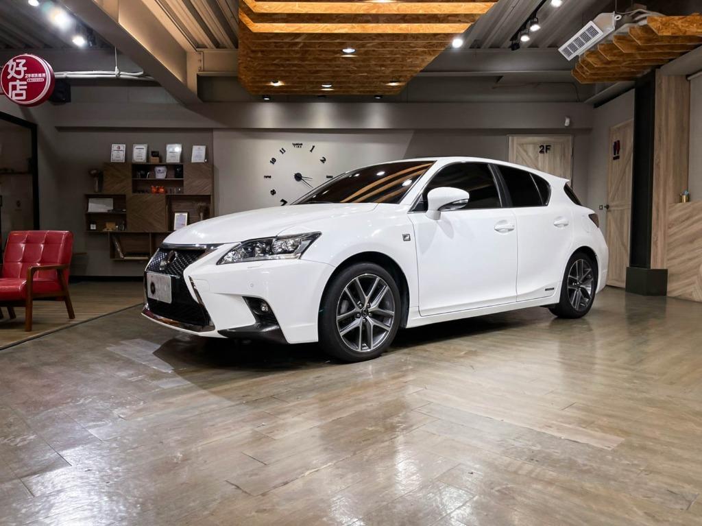 2015 Lexus 凌志 Ct