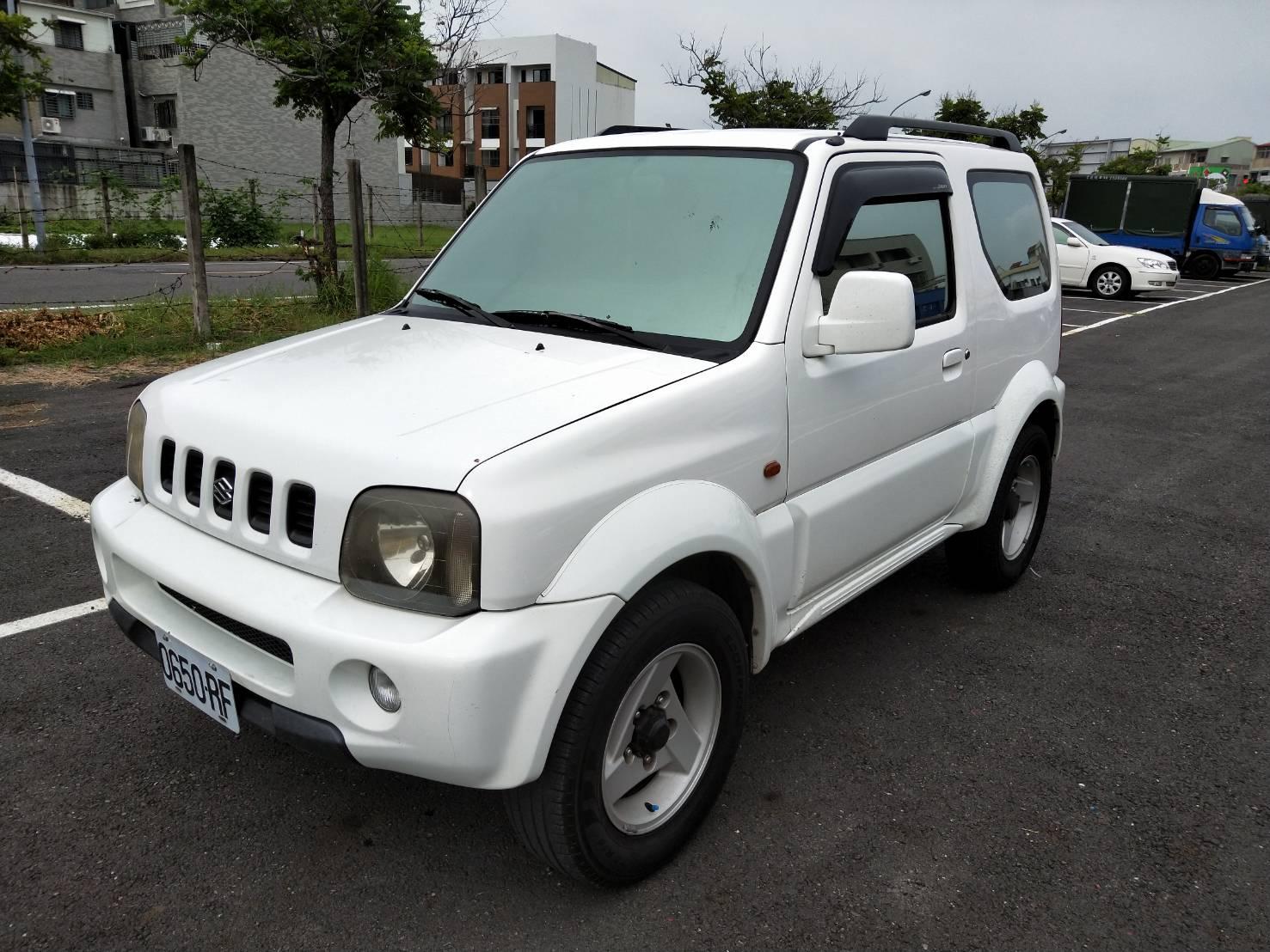 2003 Suzuki 鈴木 Jimny