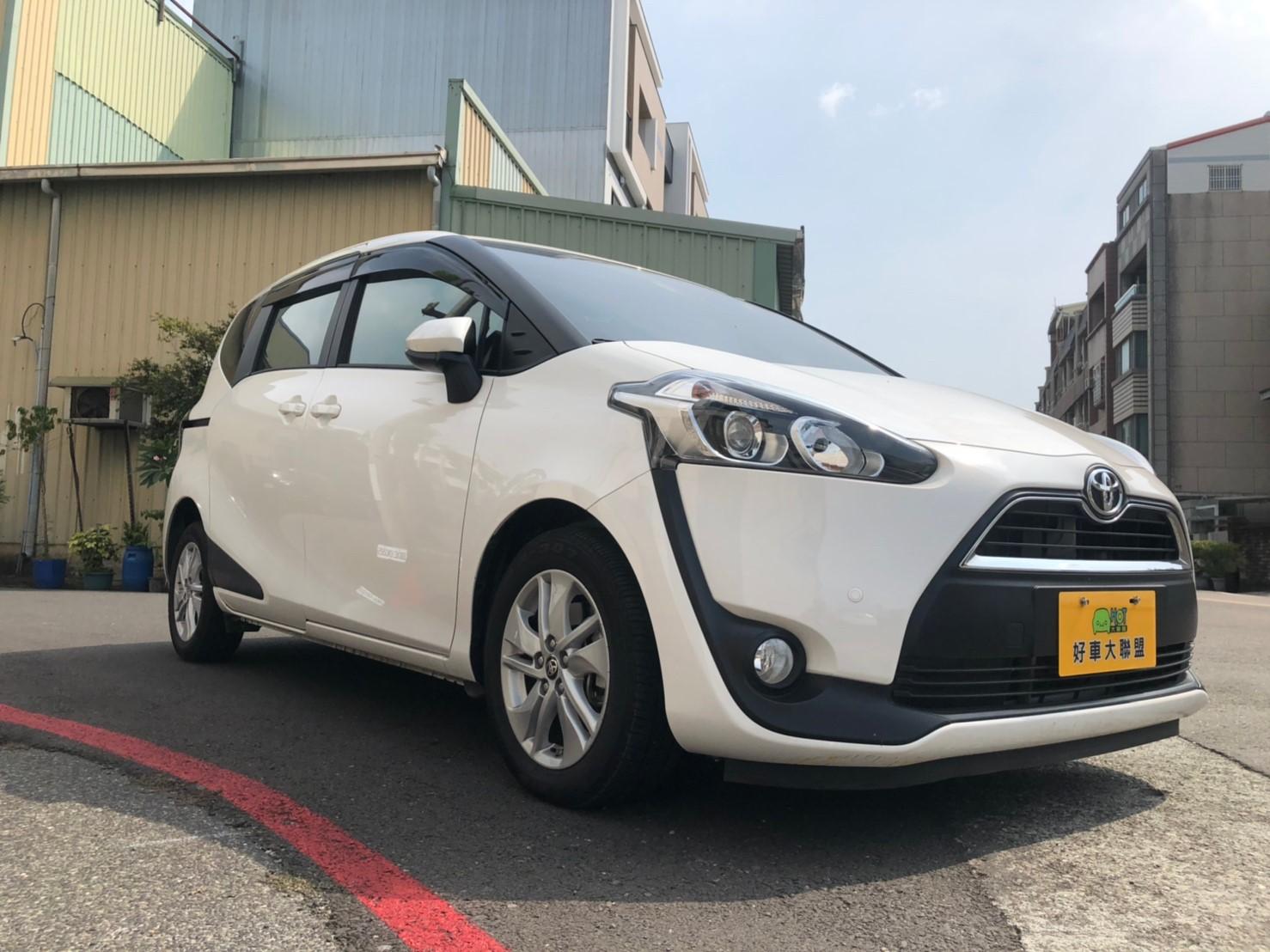 2018 Toyota 豐田 Sienta