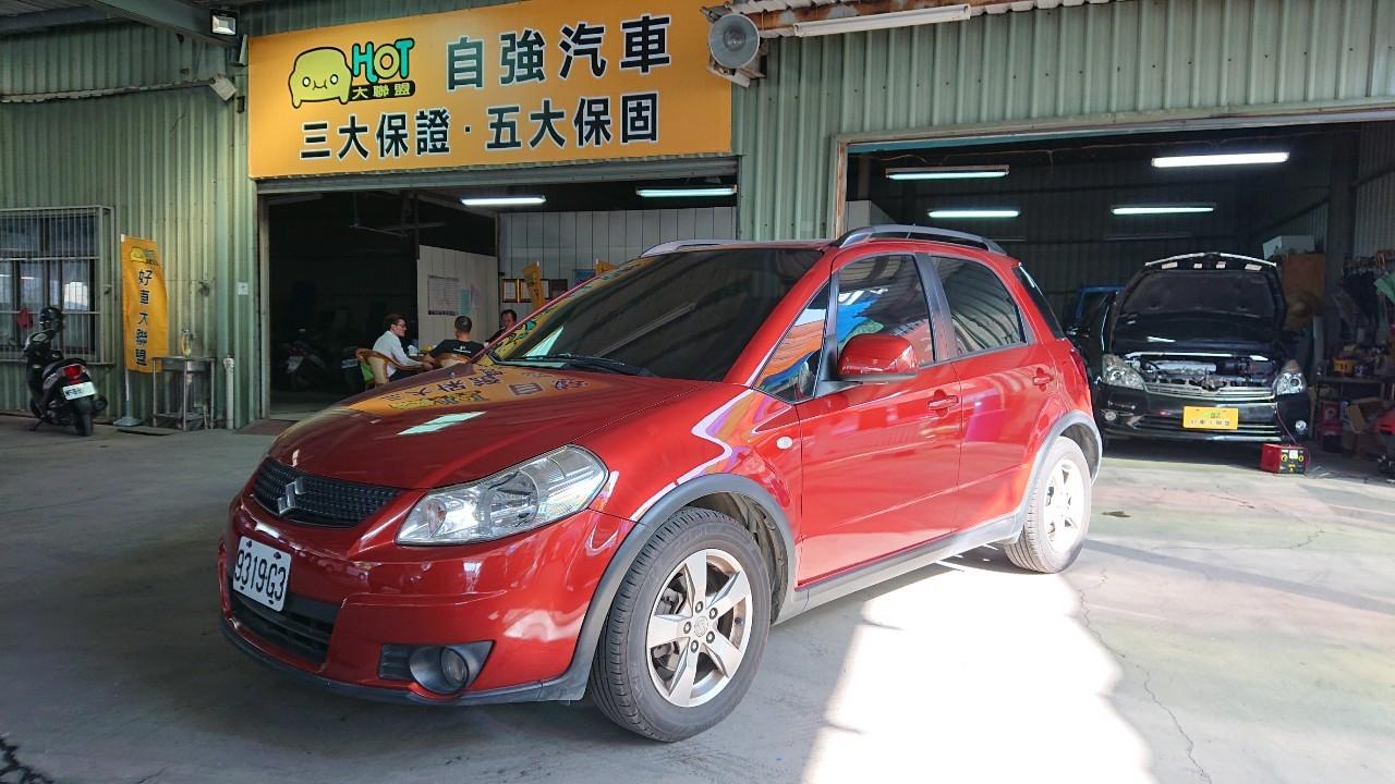 2011 Suzuki 鈴木 Sx4