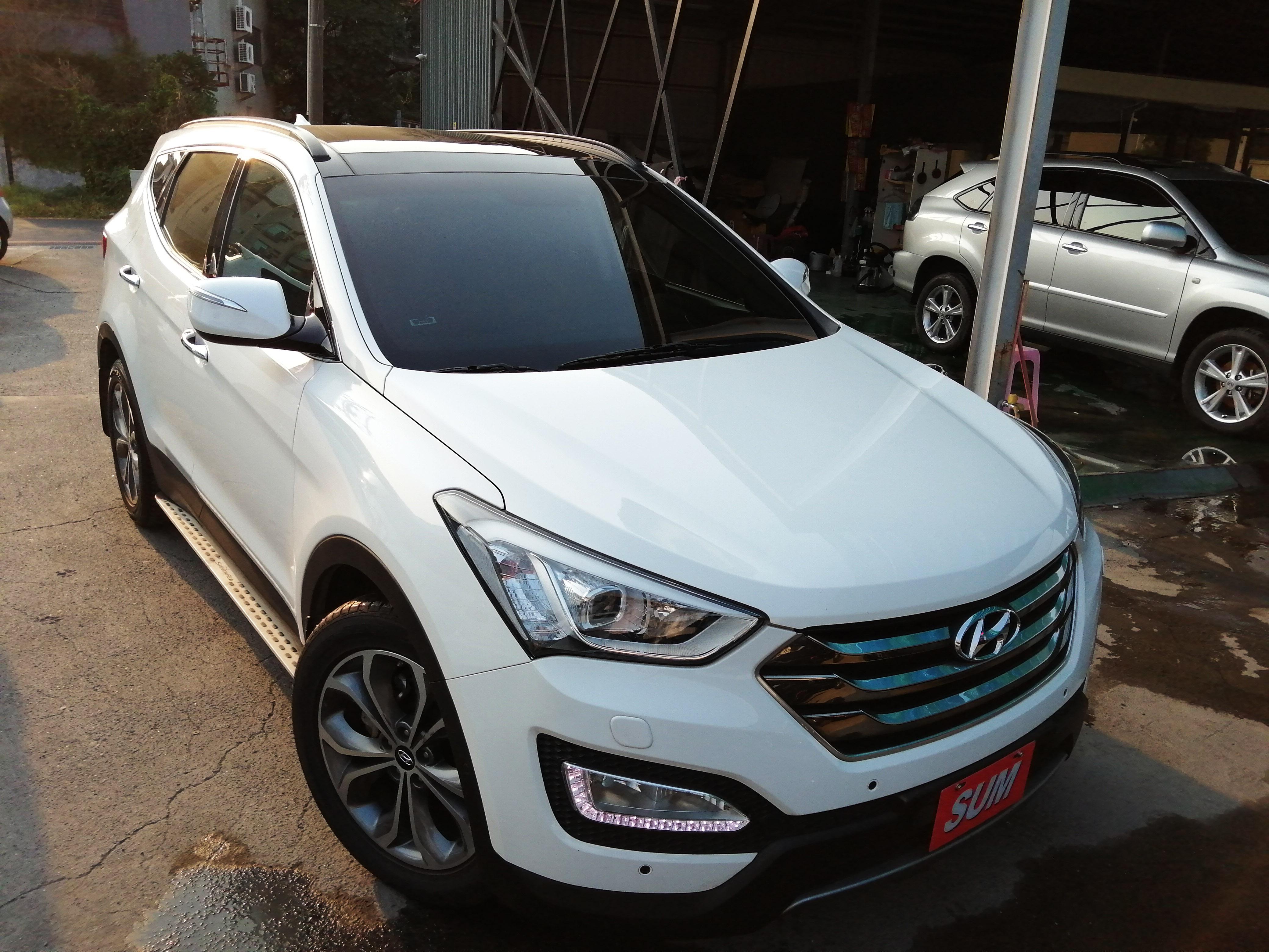 2016 Hyundai 現代 Santa Fe