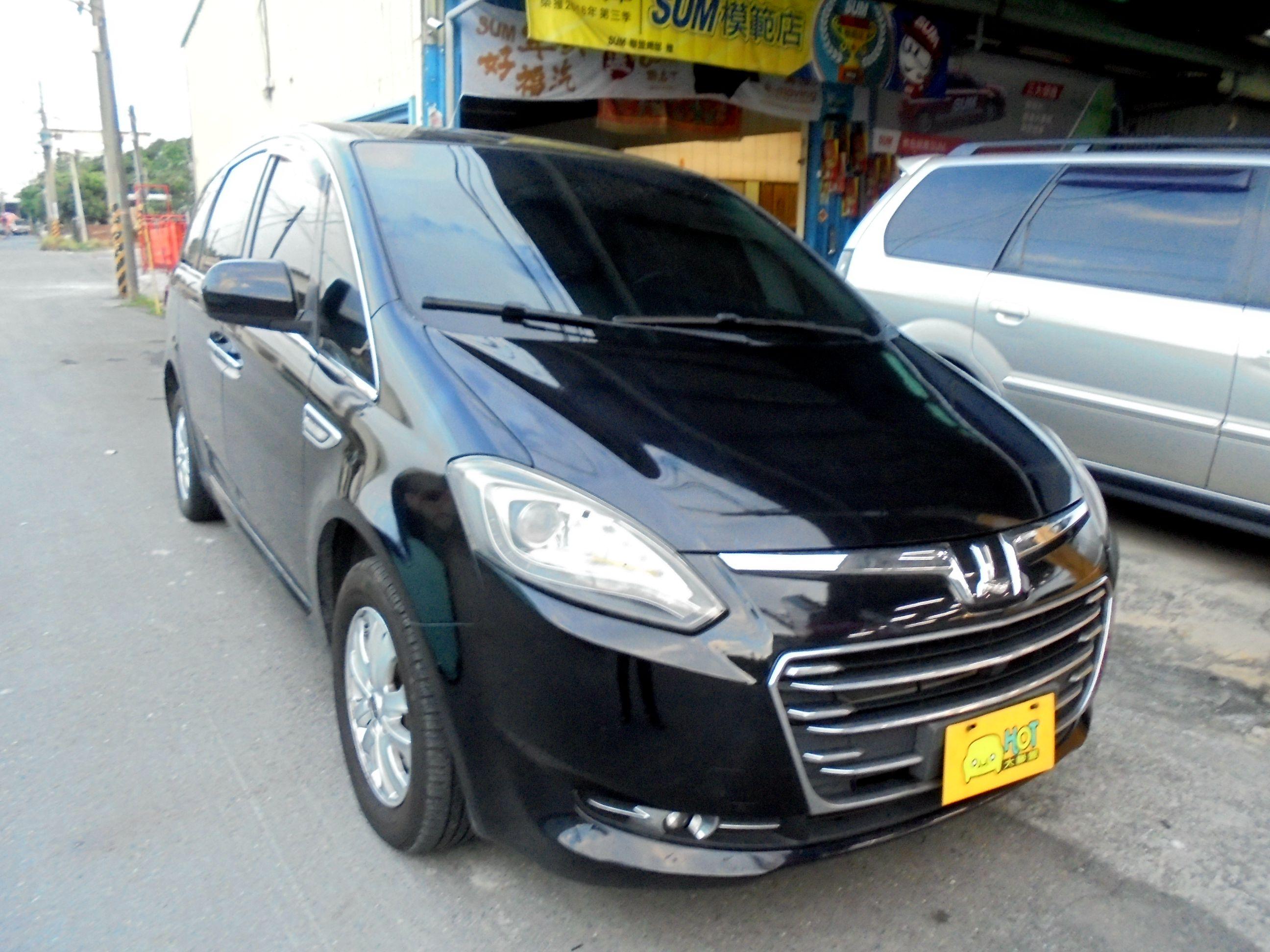 2014 Luxgen 納智捷 M7 turbo