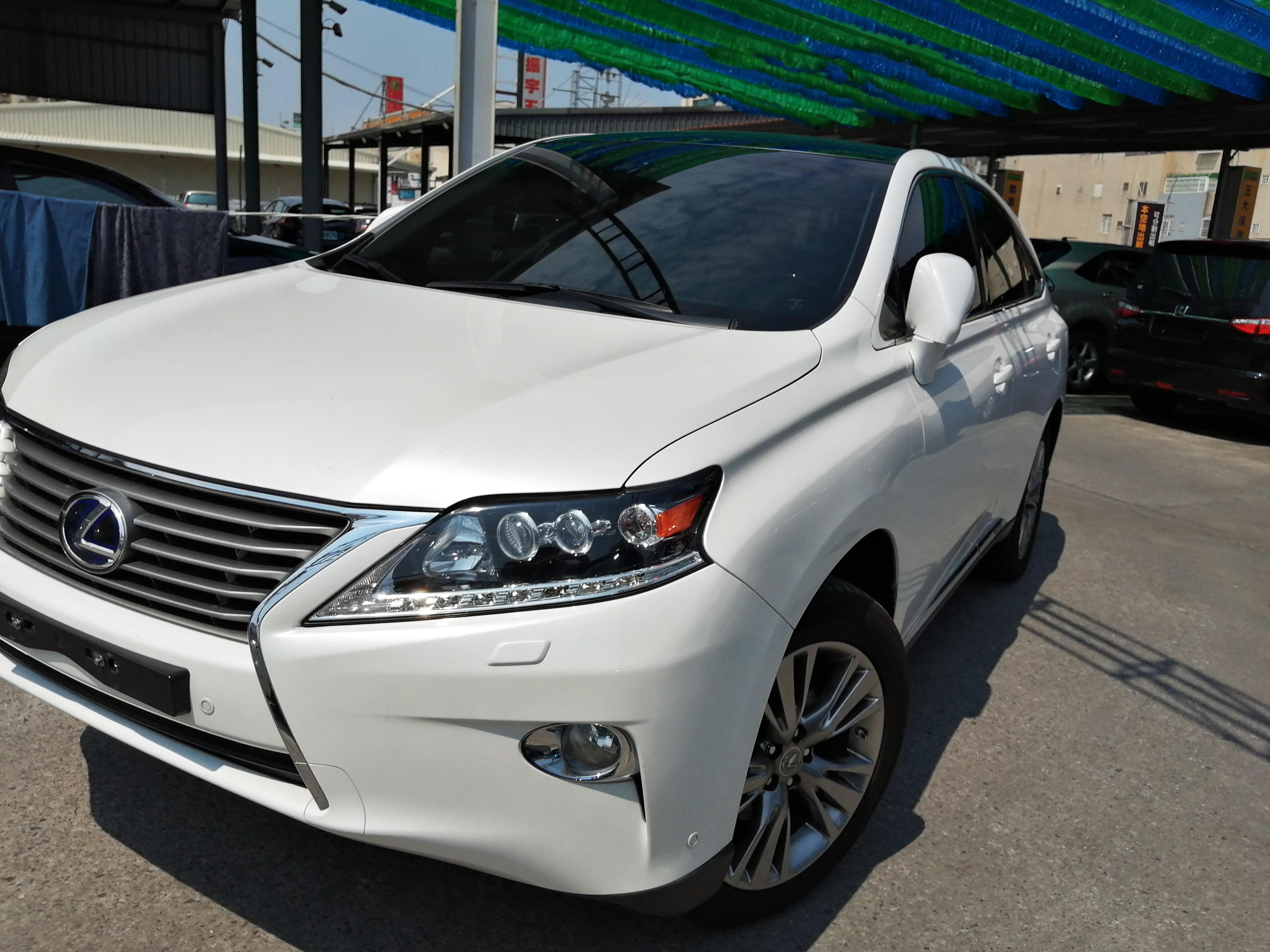 Lexus 凌志 2014 RX