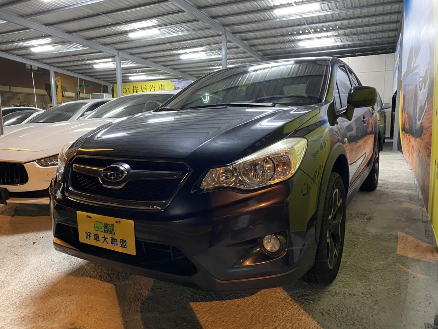 2014 Subaru 速霸陸 Xv