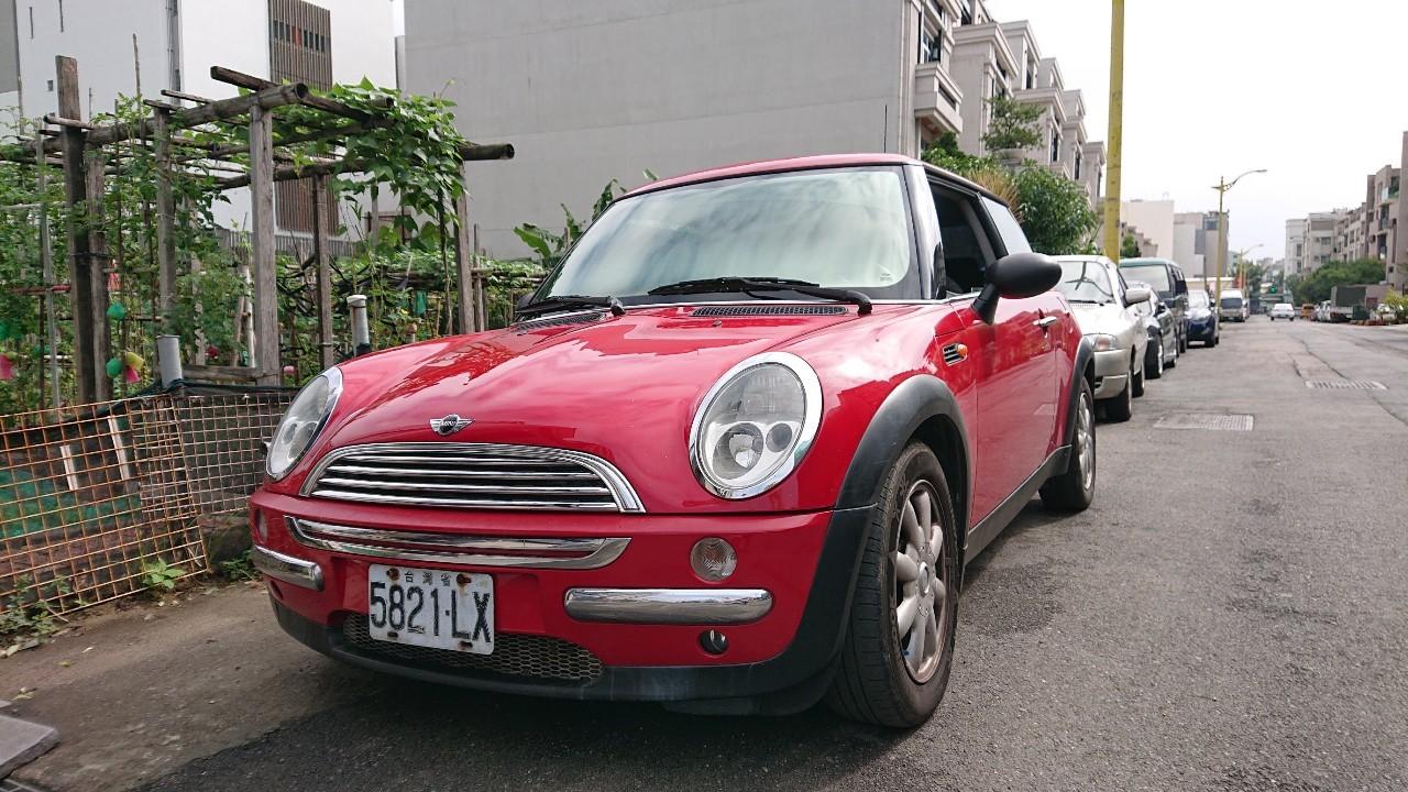 2003 Mini 迷你 Hatch