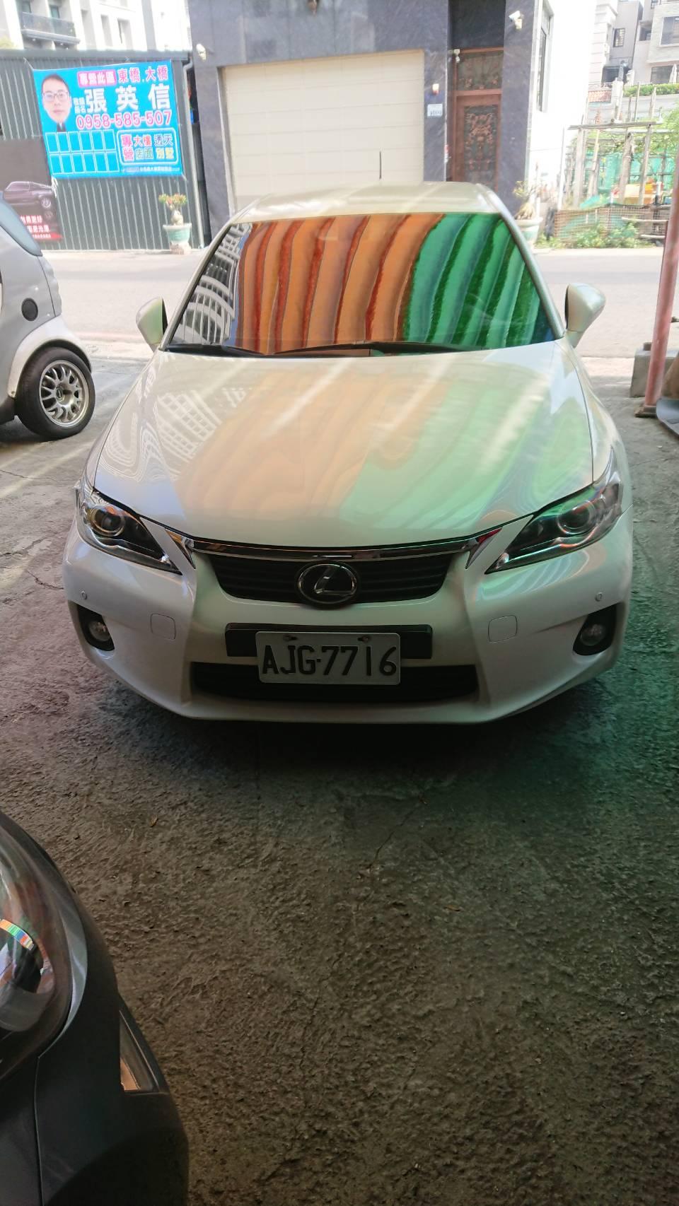 2011 Lexus 凌志 Ct