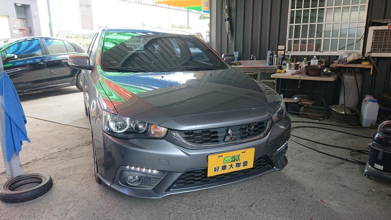 2015 Mitsubishi 三菱 Lancer fortis