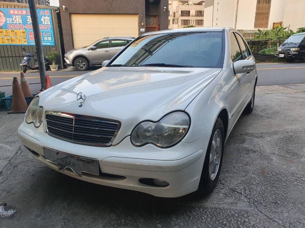 2001 M-Benz 賓士 C-Class