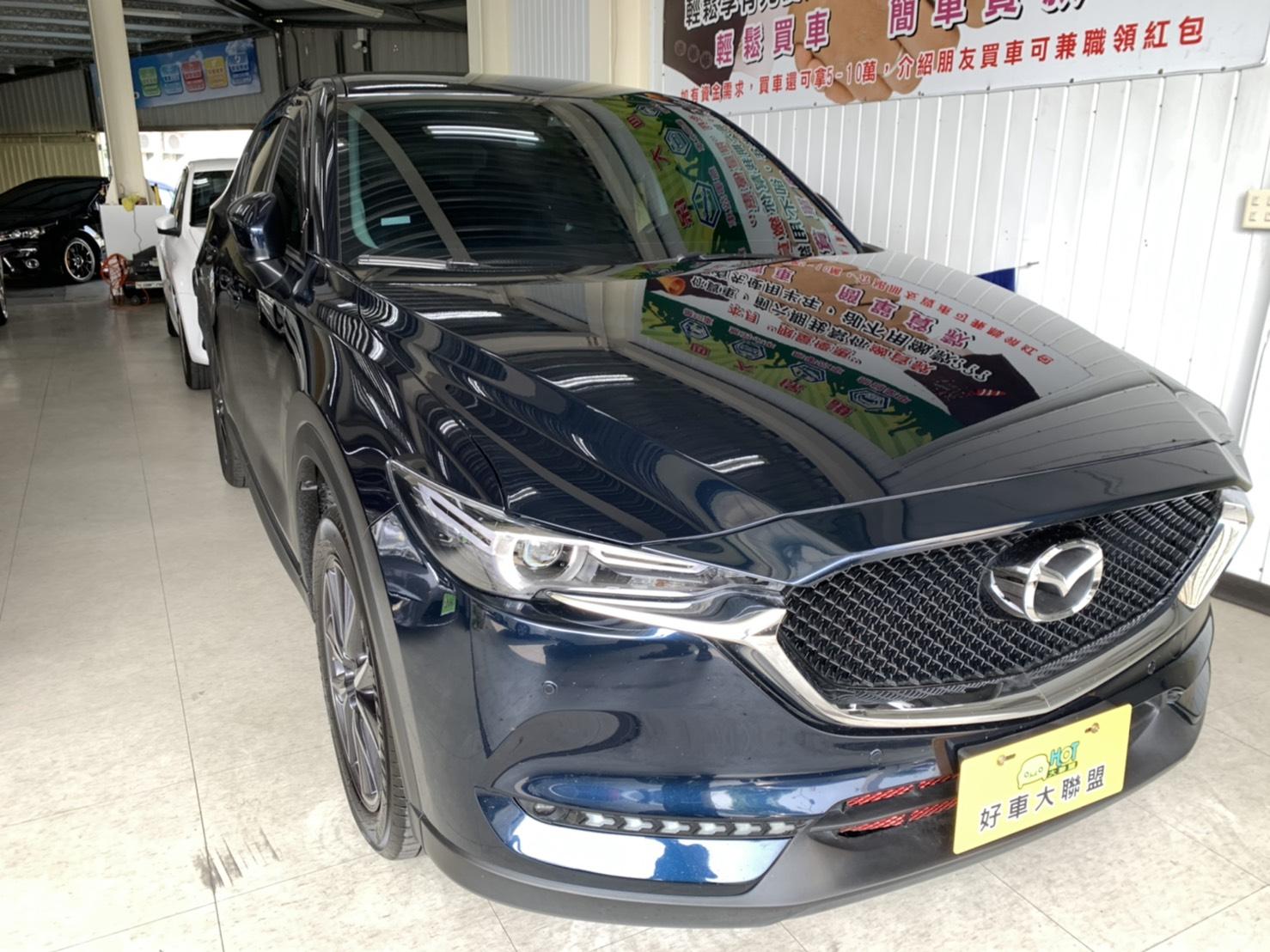 2017 Mazda 馬自達 Cx-5