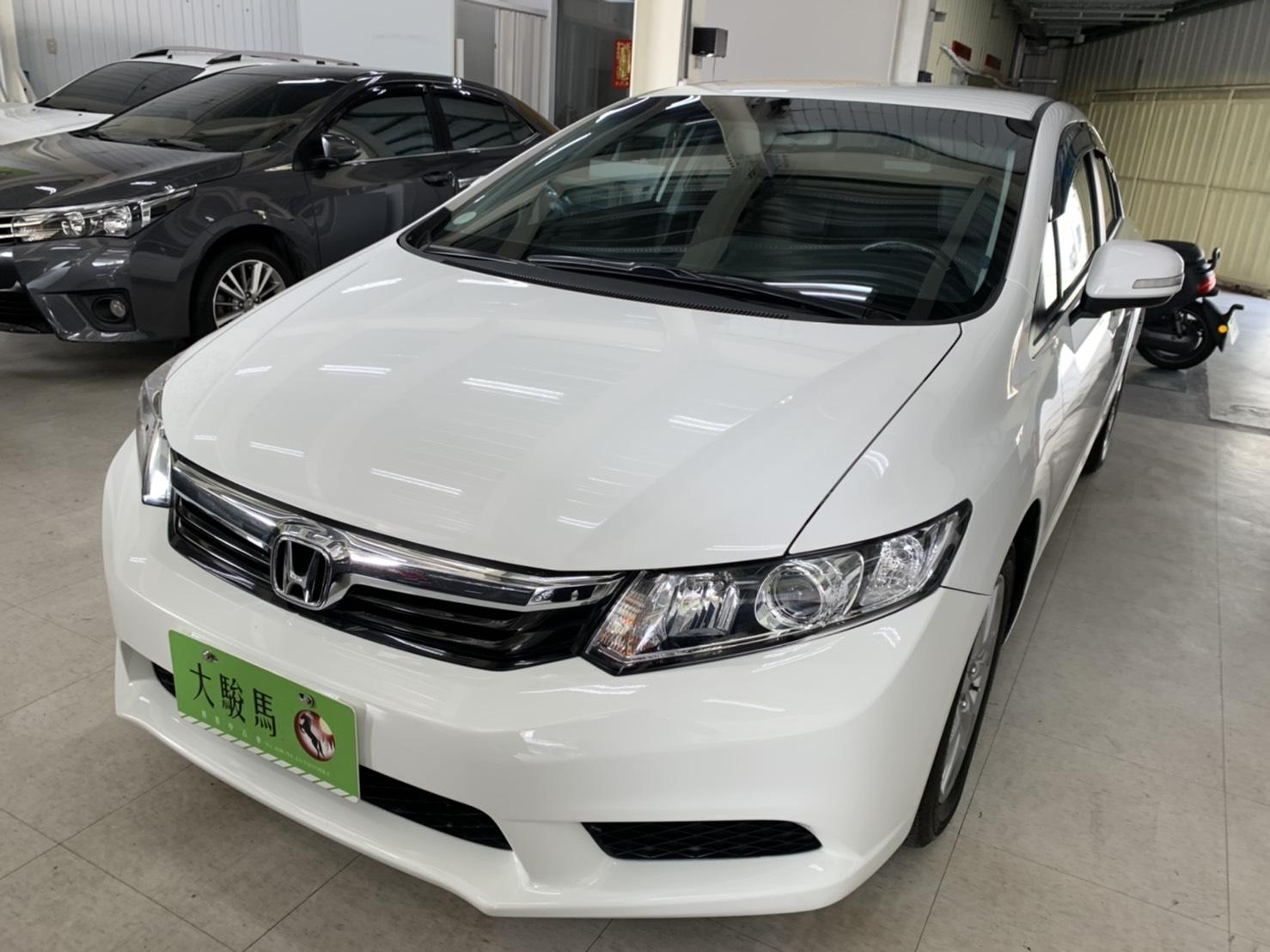 2012 Honda 本田 Civic