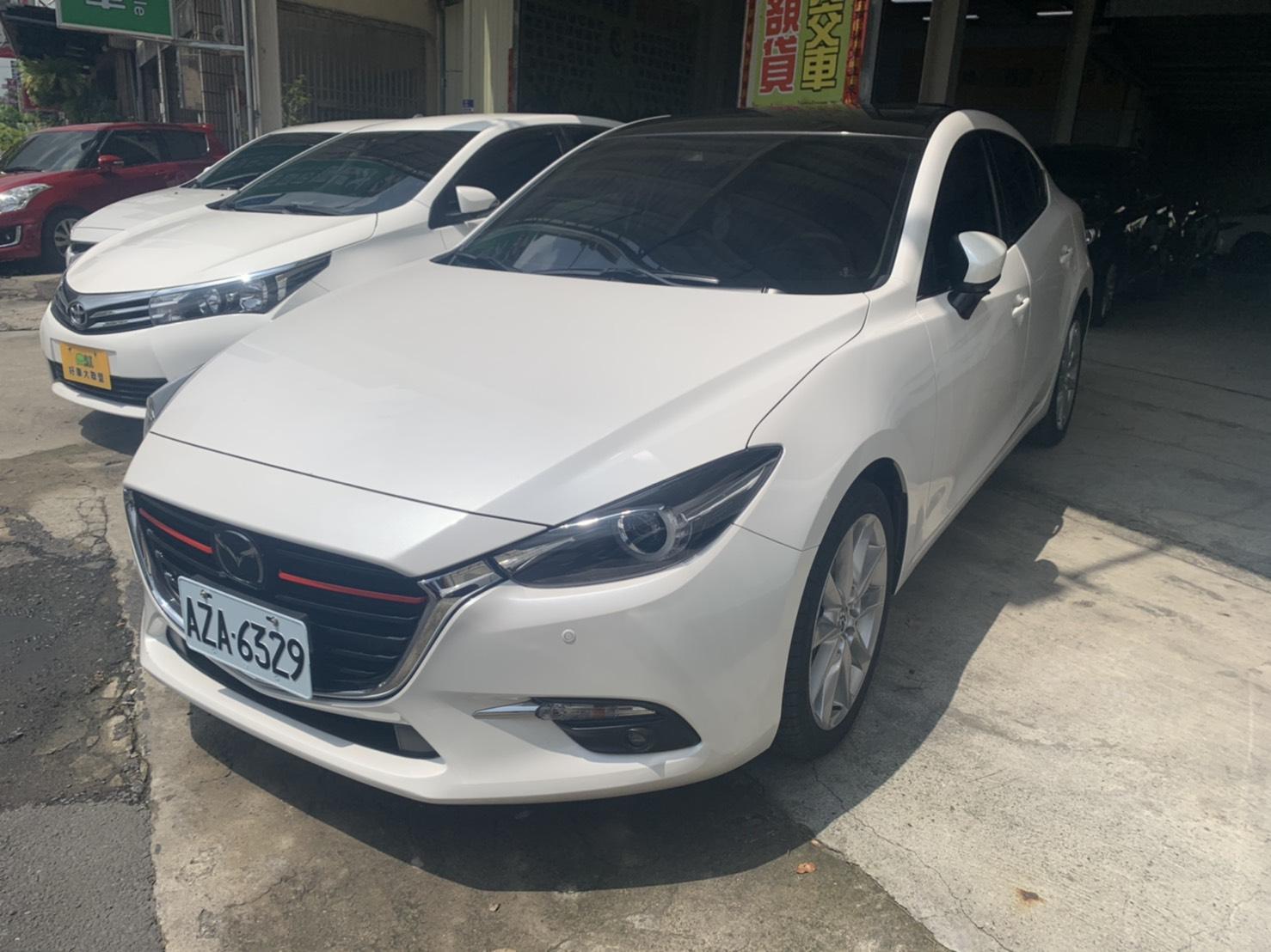 2018 Mazda 馬自達 3