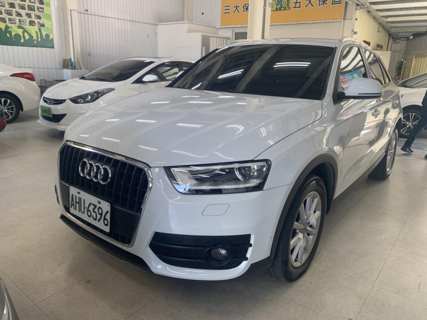 2013 Audi 奧迪 Q3
