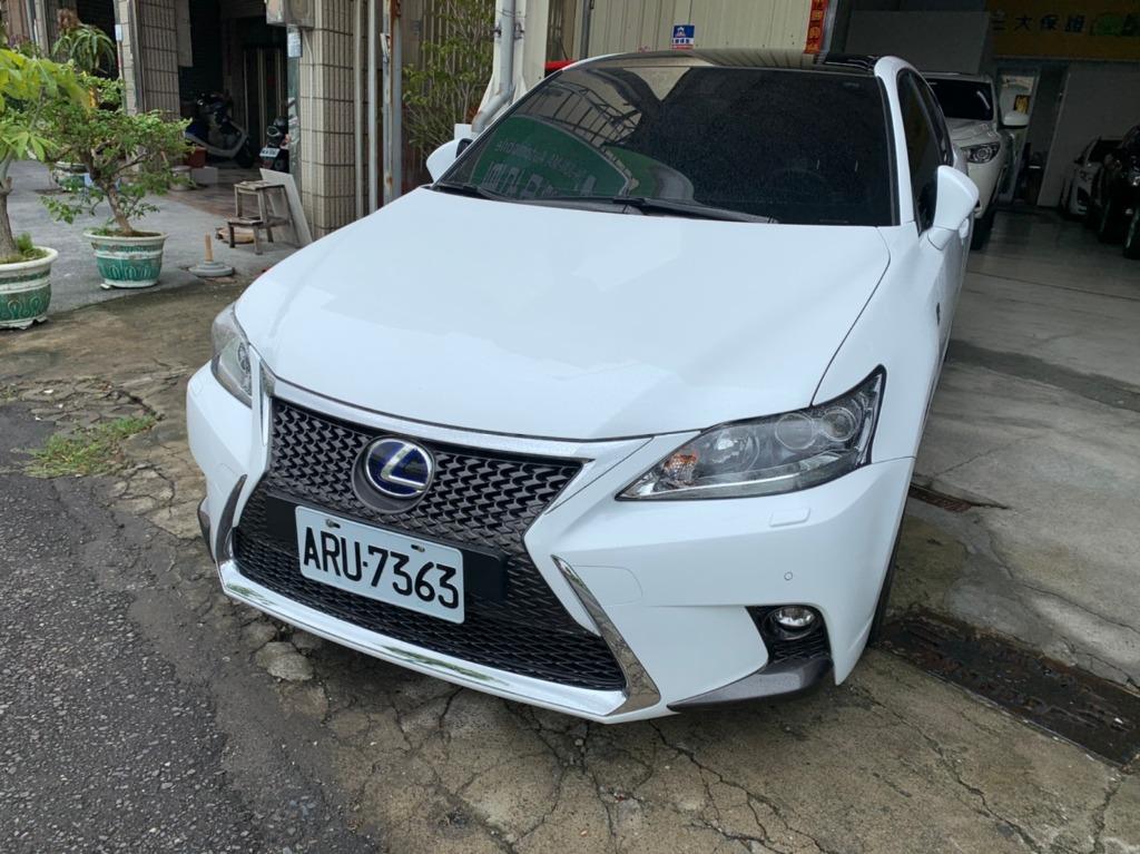 2016 Lexus 凌志 Ct