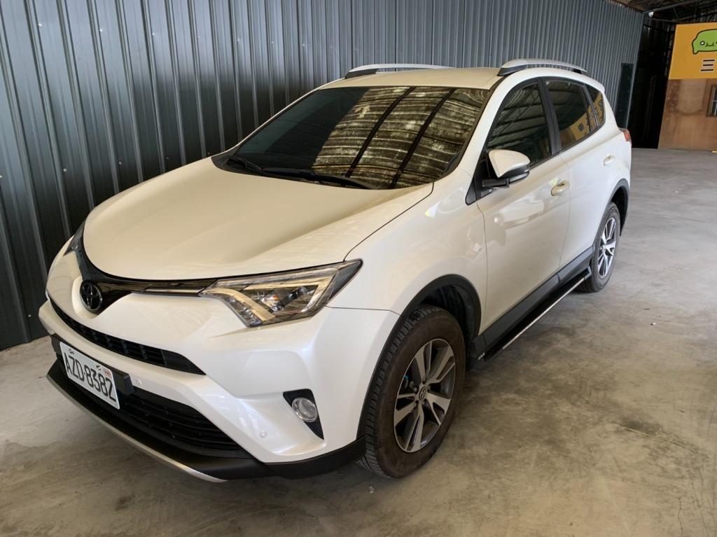 2017 Toyota 豐田 Rav4