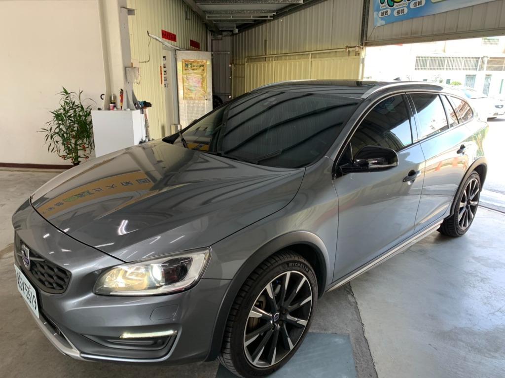 2016 Volvo 富豪 V60