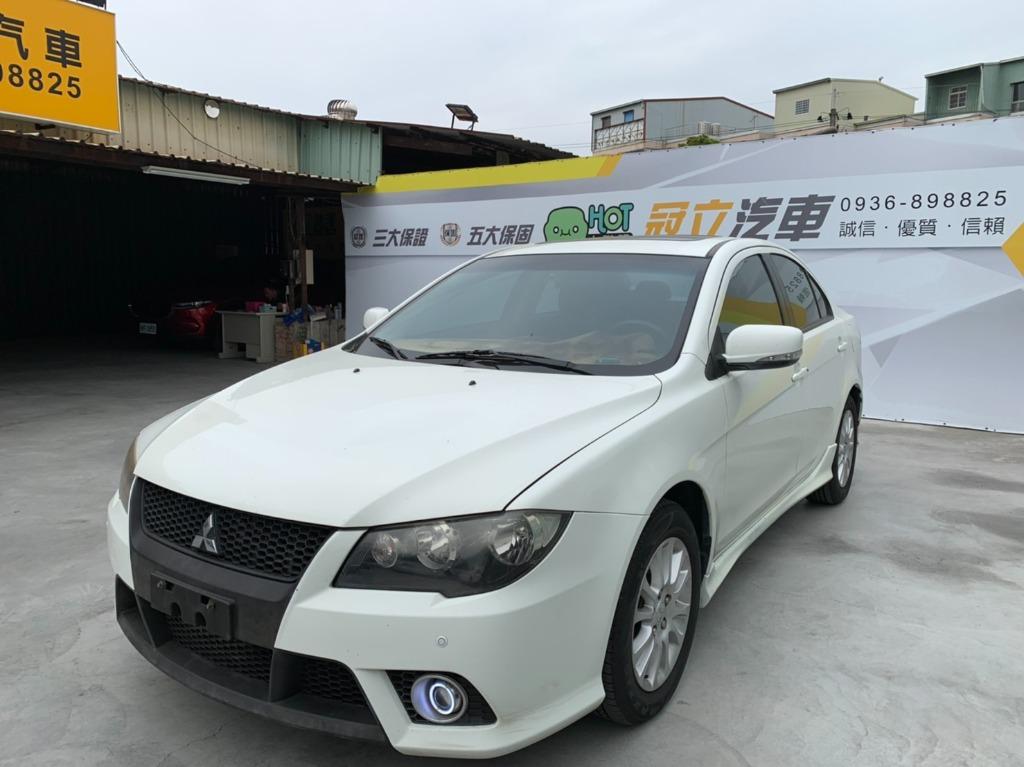 2010 Mitsubishi 三菱 Lancer Fortis