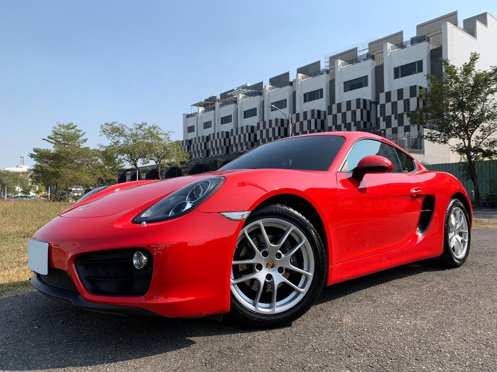 2015 Porsche 保時捷 Cayman