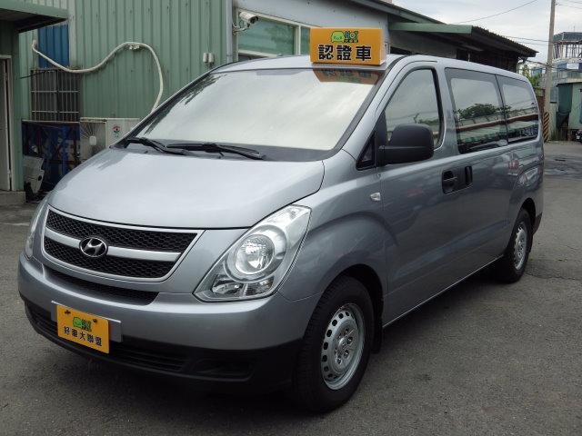 2011 Hyundai Grand starex