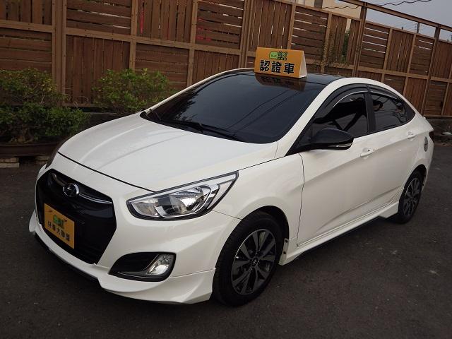 2015 Hyundai Verna