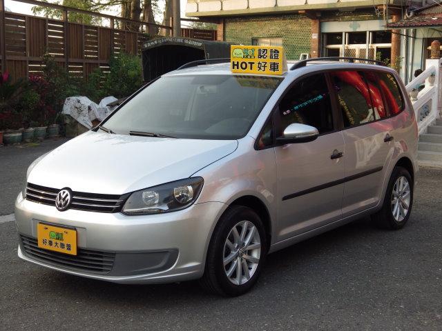 2011 Volkswagen 福斯 Touran
