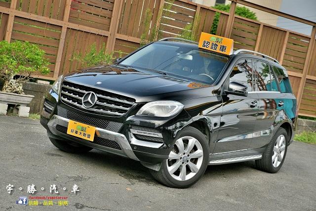 2013 M-Benz 賓士 M-class
